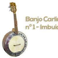 Banjo Carlinhos Luthier nº 1 - Imbuia